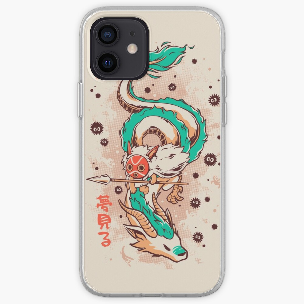 The Princess and the Dragon iPhone Case & Cover