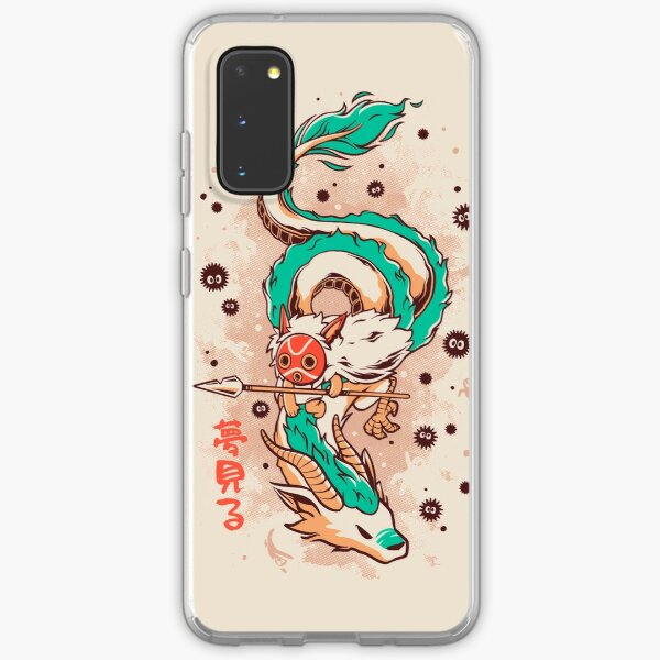 The Princess and the Dragon Samsung Galaxy Soft Case