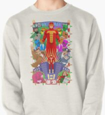 """""""It's Turbo Time!"""" Pullover"""