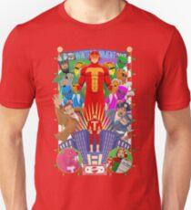 """It's Turbo Time!"" Slim Fit T-Shirt"