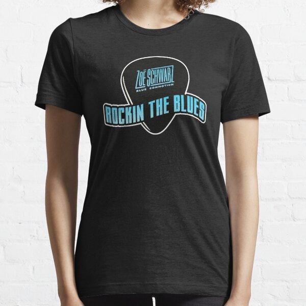 Rockin The Blues Pick Tee (blue) Essential T-Shirt