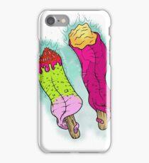 Tongue-sickles :P iPhone Case/Skin