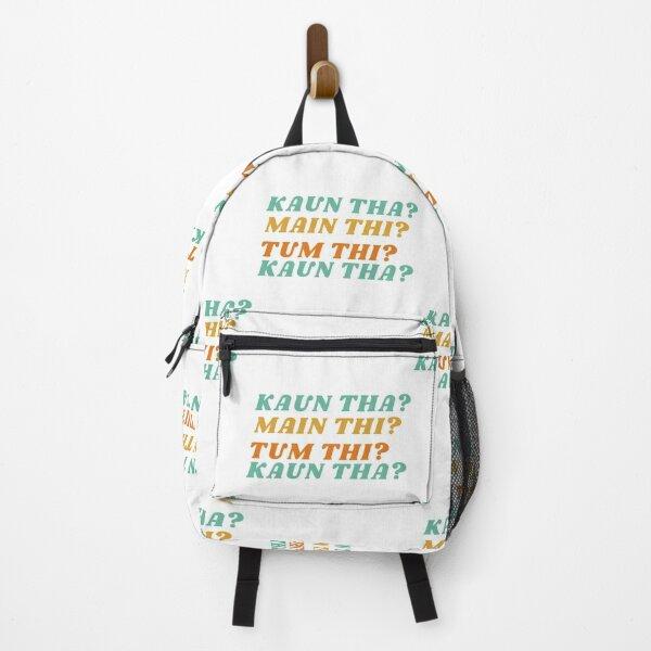 sacs dos sur le theme desi redbubble
