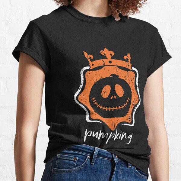 Halloween Pumpking grunge Classic T-Shirt