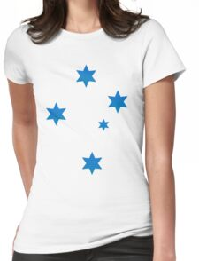 Southern Cross Womens Fitted T-Shirt