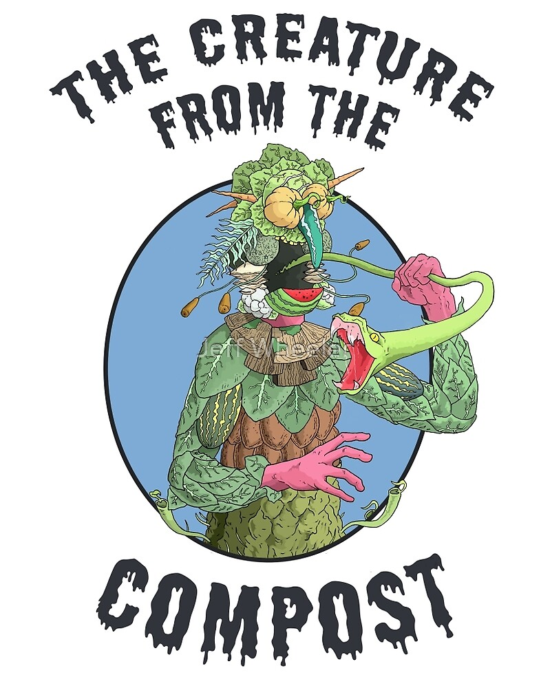 The Creature from the Compost by Jeff Wheeler