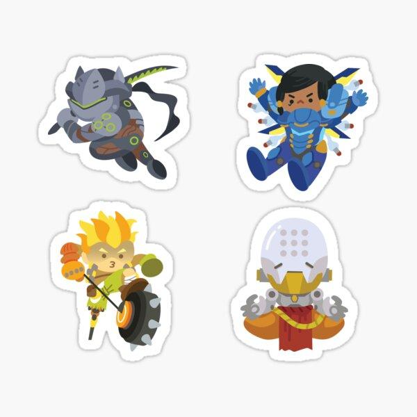 Overwatch Sticker Pack 4 Sticker