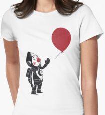 balloon fairy Women's Fitted T-Shirt