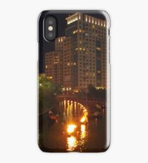 Waterfire iPhone Case/Skin