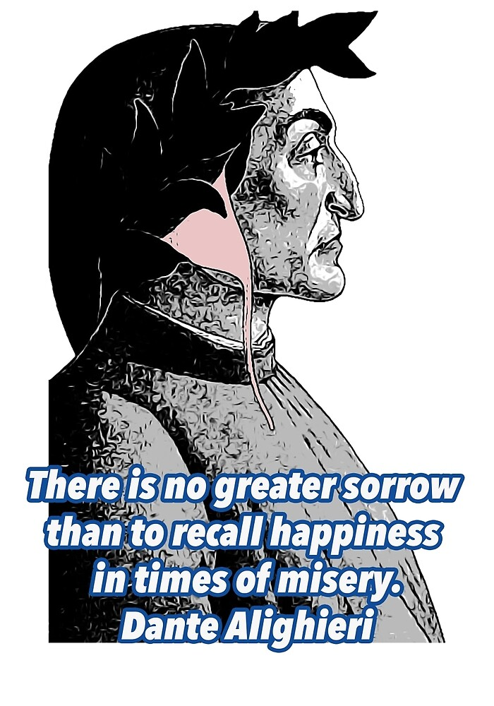Dante Quote by Shirtquotes