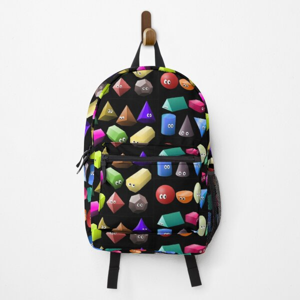 3D Shapes - The Kids' Picture Show Backpack