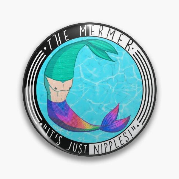 The Mermer (Unus Annus) Pin
