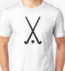 Field hockey clubs ball T-Shirt