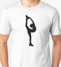 Figure skating Unisex T-Shirt