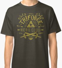 Triforce Hero Club Classic T-Shirt