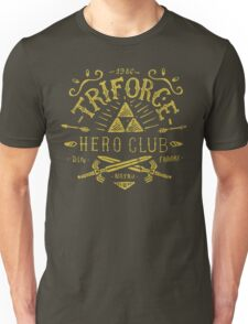 Triforce Hero Club T-Shirt