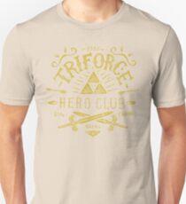 Triforce Hero Club Unisex T-Shirt