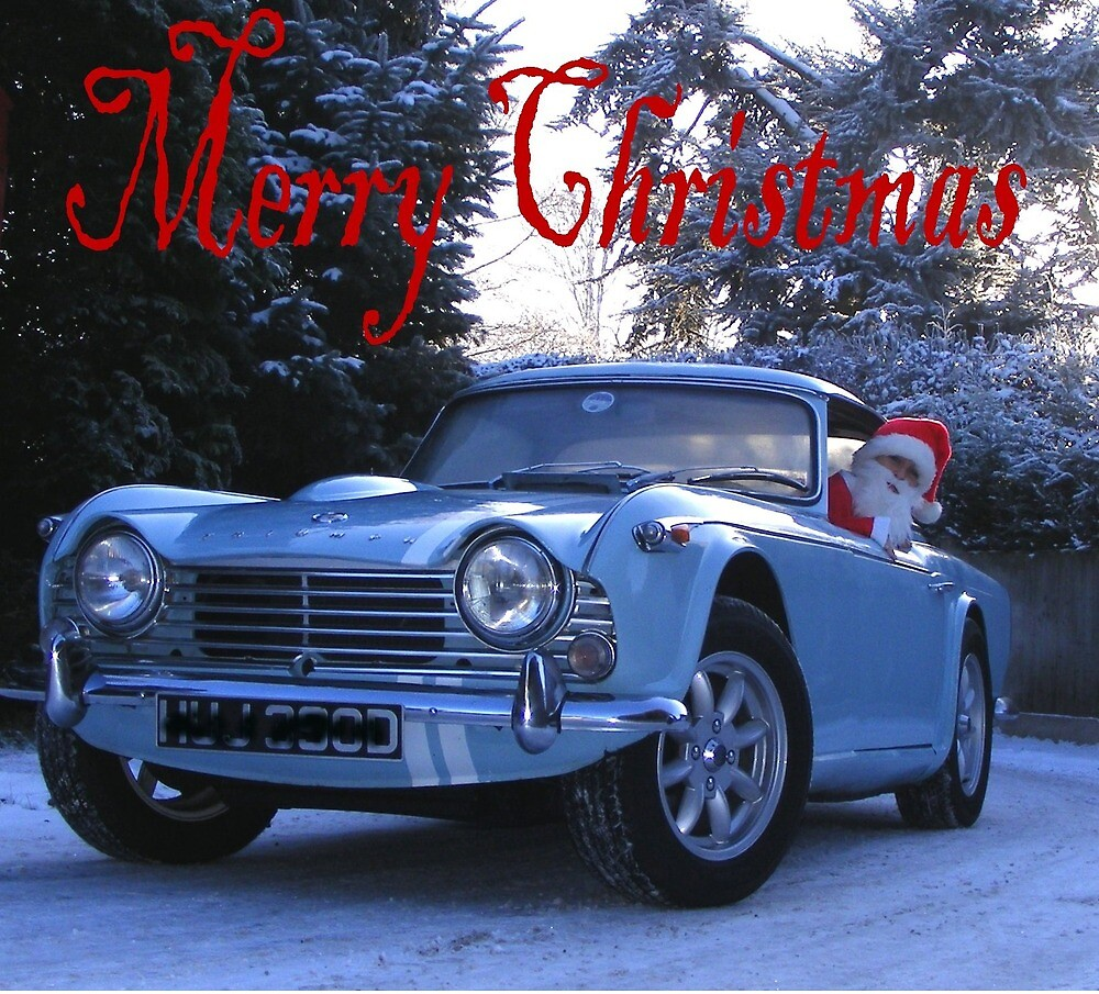 Merry Christmas Classics and Triumphs by triumphtots