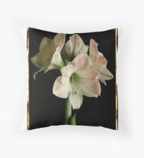 Polacolor Floral 12, Reproduction Throw Pillow