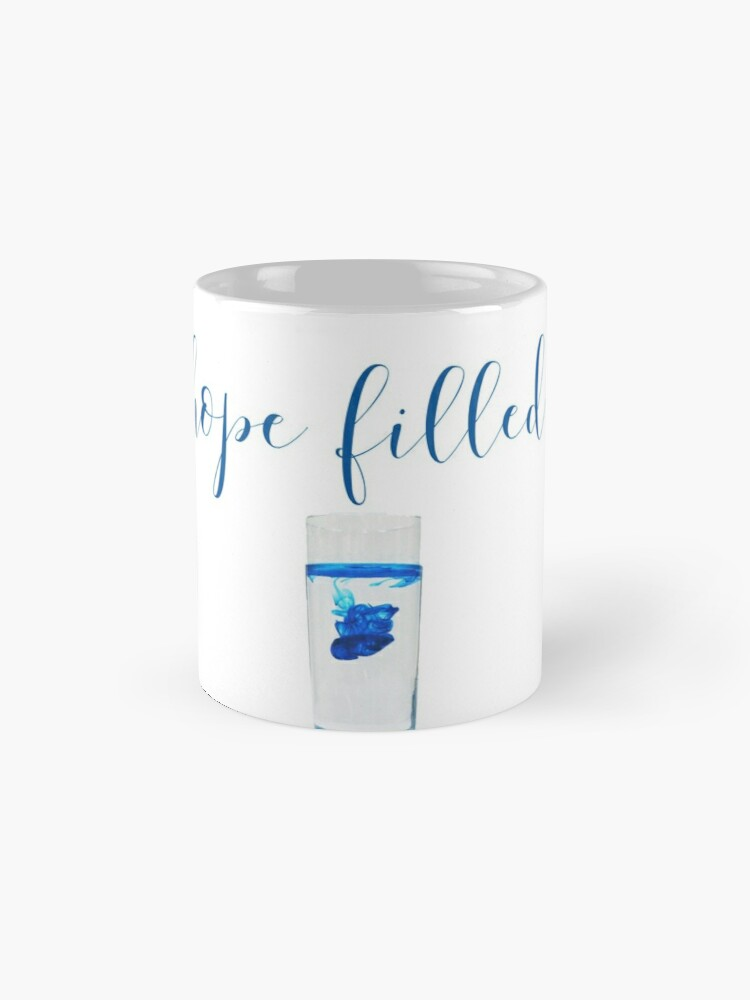 Alternate view of Hope Filled Mug