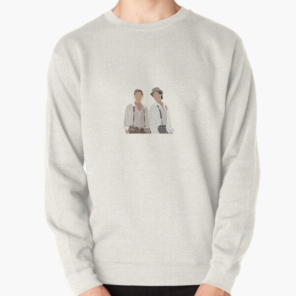 Stefan and Damon Pullover Sweatshirt