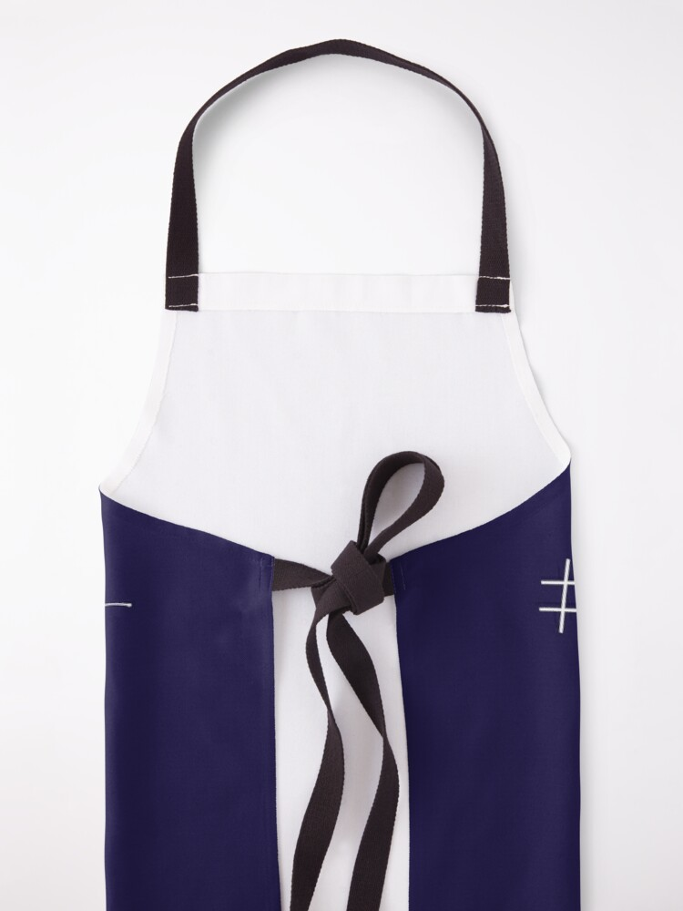 Alternate view of GRIFF GAL Apron