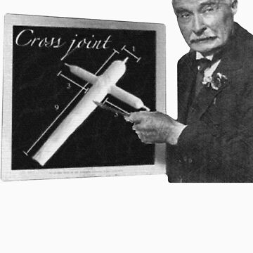 MM o'Shaughnessy's cross joint by scarguglie