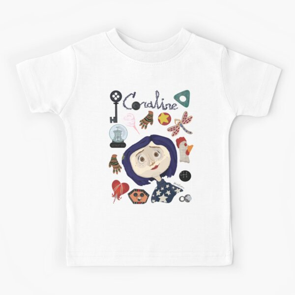 At the Pink Palace Apartments Pattern Kids T-Shirt
