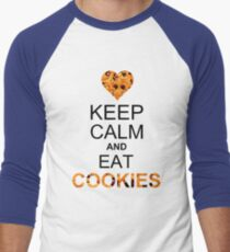 Keep calm and eat cookies T-Shirt