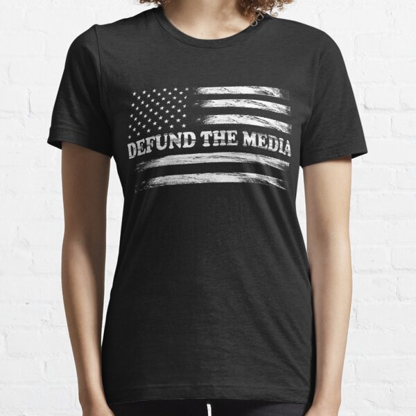 Defund The Media Movement Essential T-Shirt