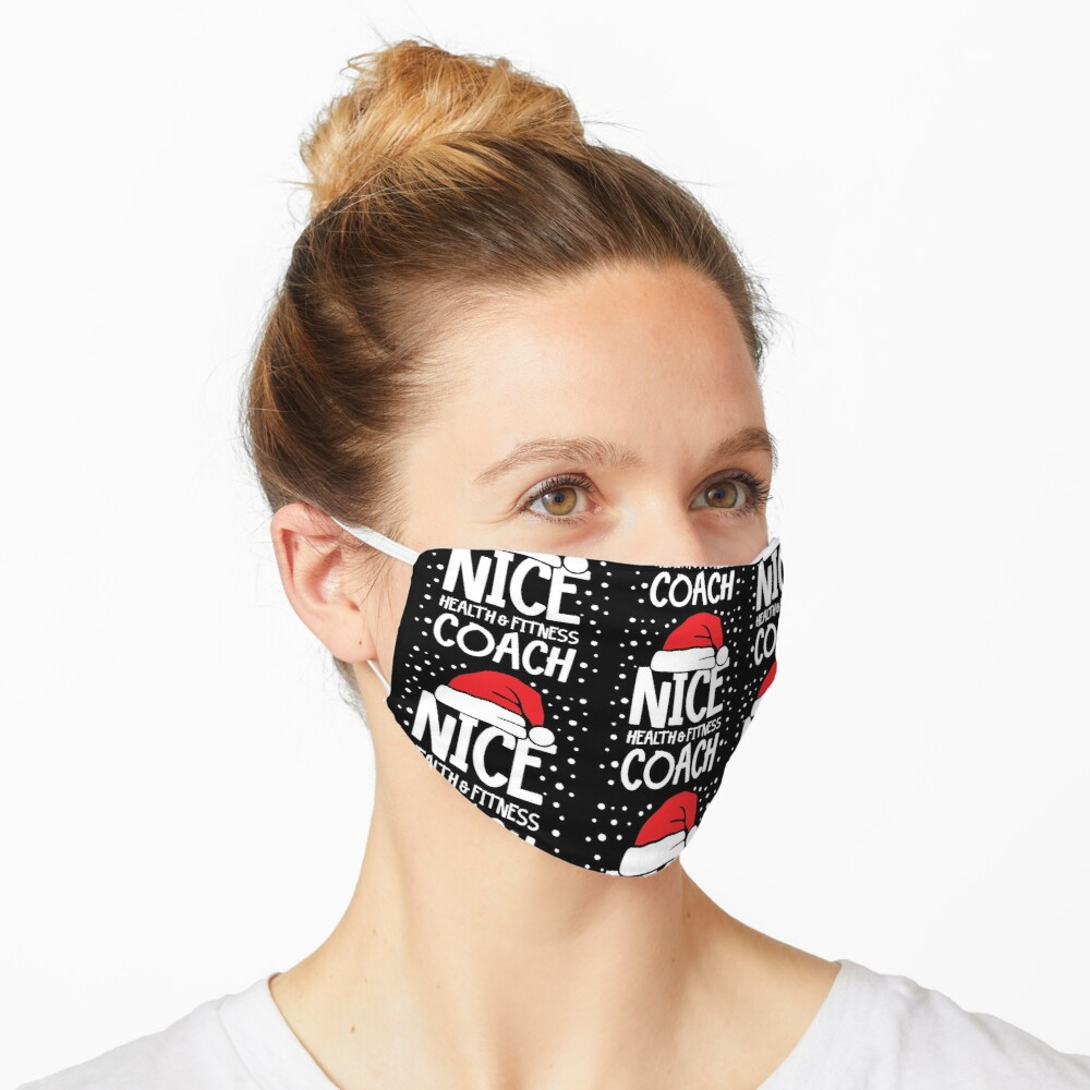 Nice Fitness Coach - Personal Trainer Christmas Gift Mask
