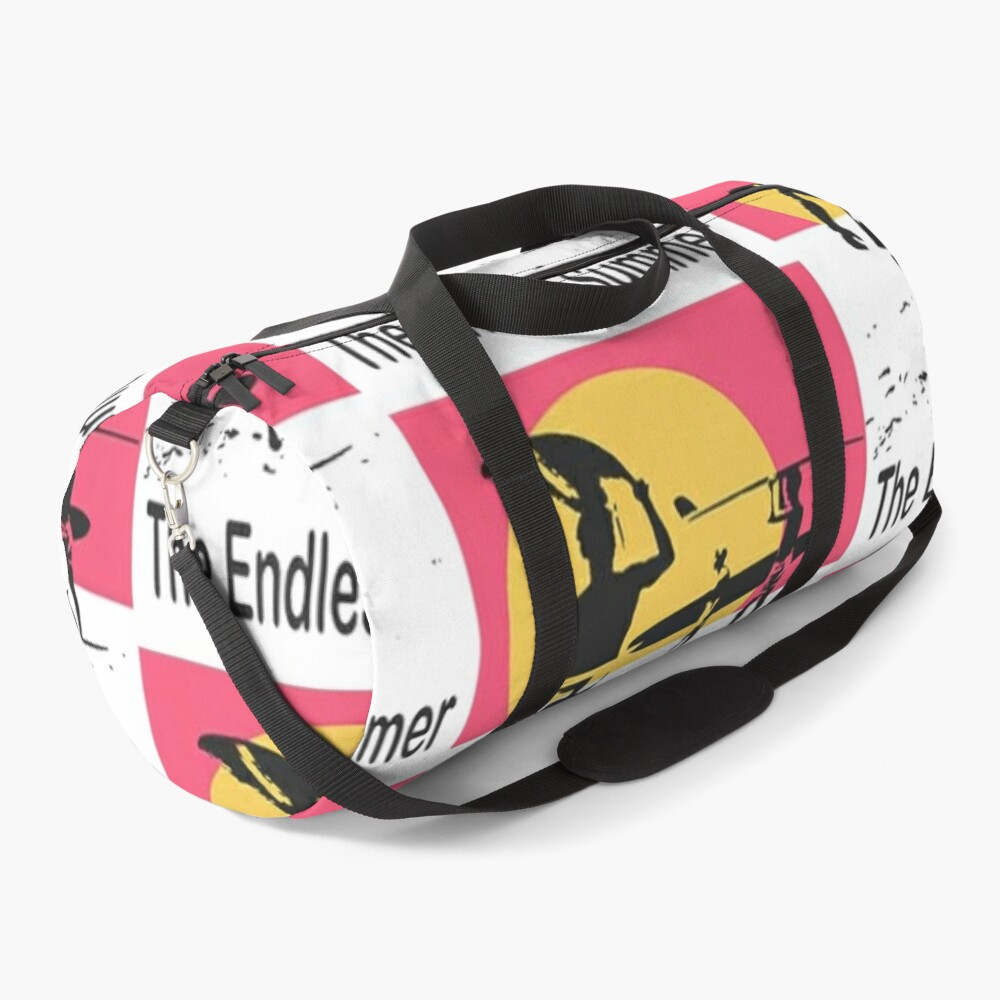 The Endless Summer Surf FILM Hawaii Australia Movie  Duffle Bag