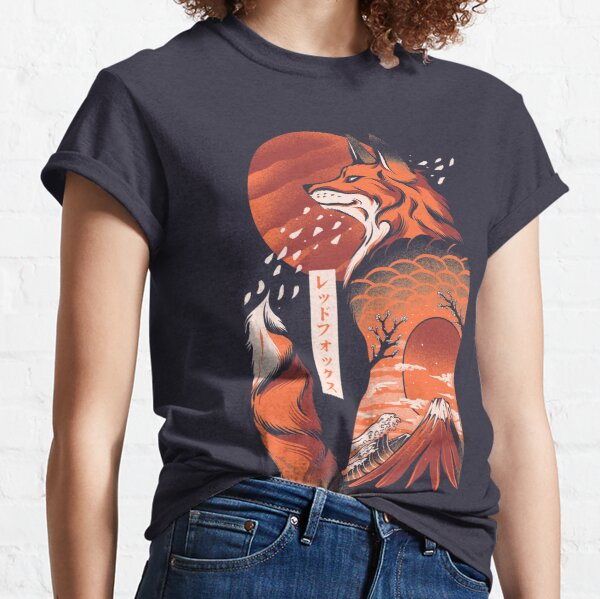 Japanese fox Classic T-Shirt