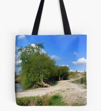Ashdown Forest  Panorama Tote Bag