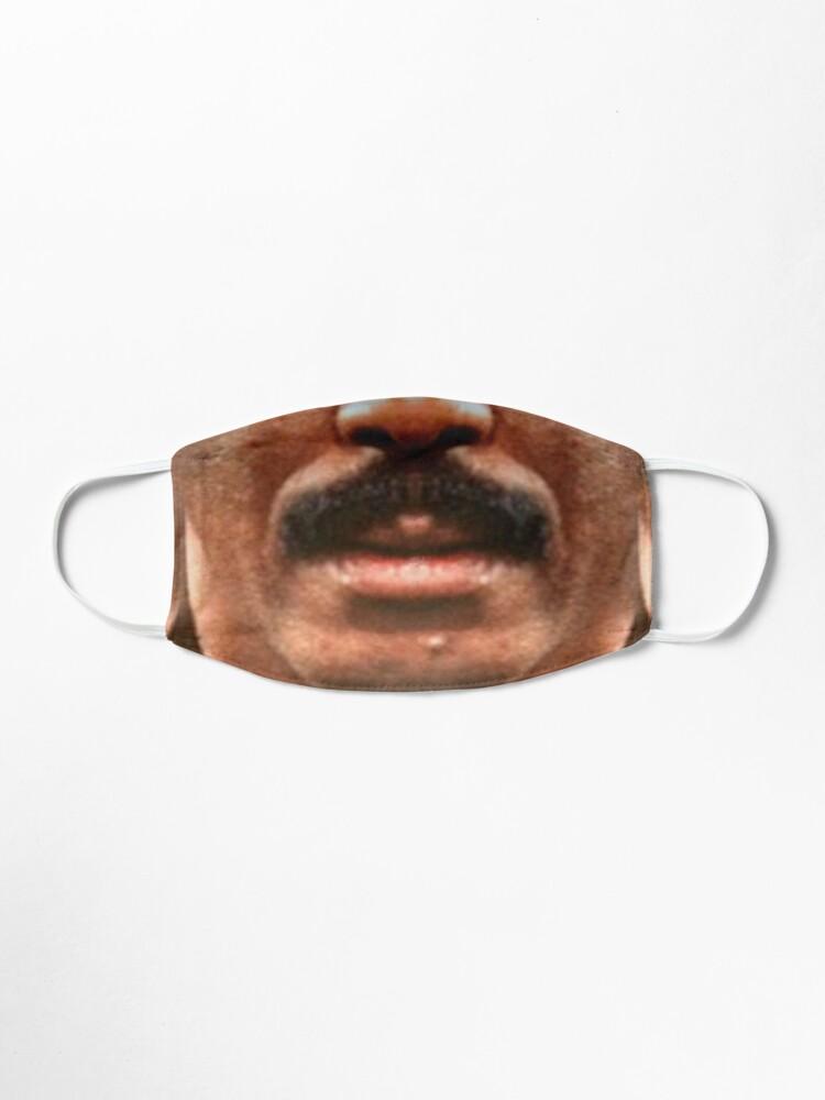 Alternate view of Moustache Art: The Richard Mask