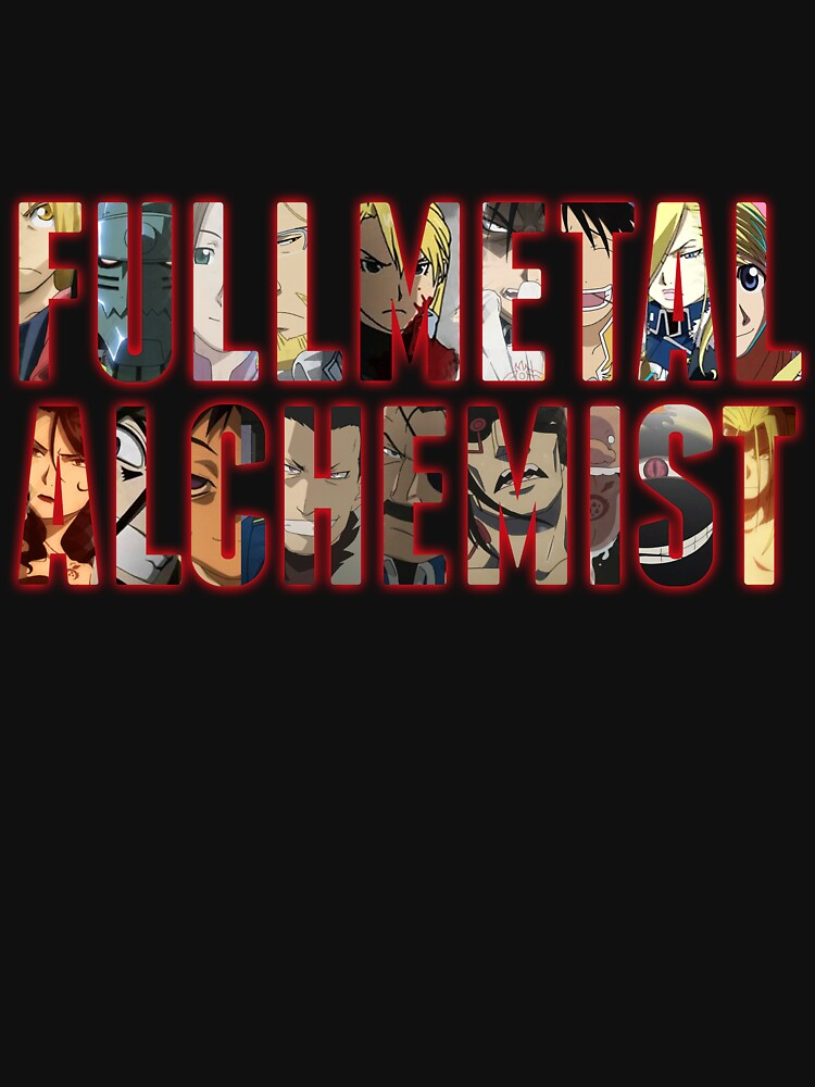 Fullmetal Characters | Unisex T-Shirt