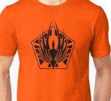 BSG Colonial Fleet Logo Unisex T-Shirt