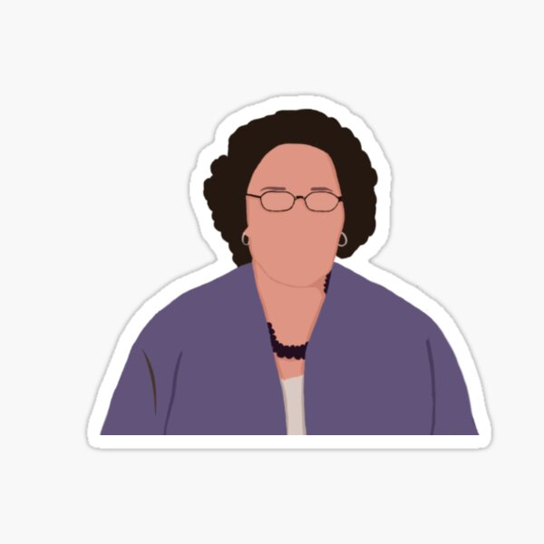 Phyllis Lapin-Vance  Sticker