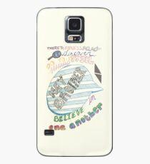 Hey Brother-Avicii Case/Skin for Samsung Galaxy