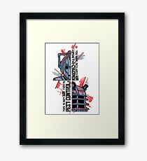 Enemies Framed Print