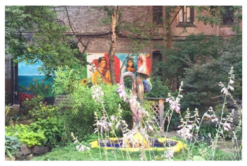 Lexington Avenue Frida  by Glori Feliciano