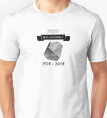 Melancholy Slim Fit T-Shirt