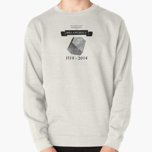 Melancholy Pullover Sweatshirt