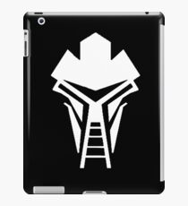 Cylon Mask iPad Case/Skin