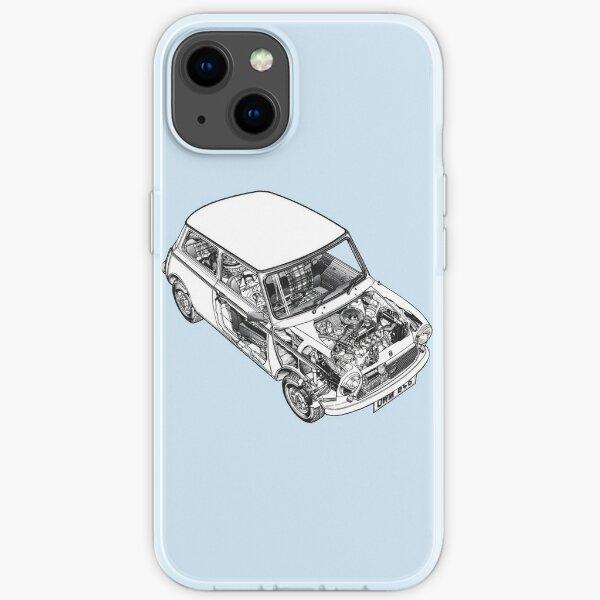 Haynes Mini Blau iPhone Flexible Hülle