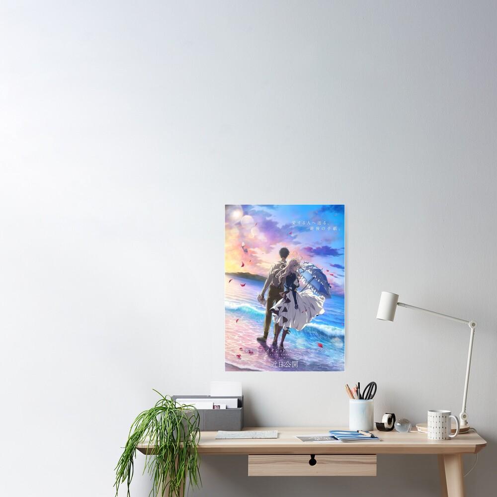 New Anime Evergarden Season 02 Poster