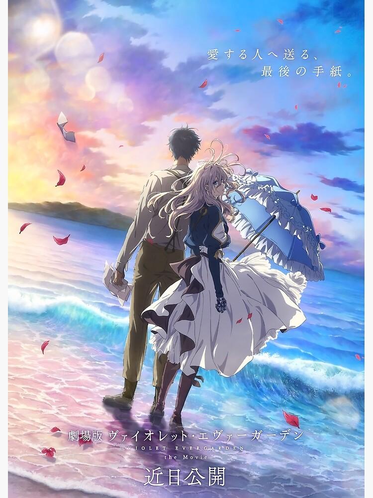 New Anime Evergarden Season 02 by jennifer-dean