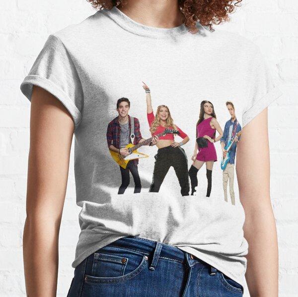 Go vive a tu manera, Poursuis tes rêves T-shirt classique