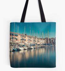 sailing ships Tote Bag