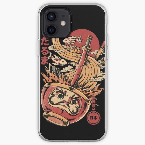 Daruma's Ramen iPhone Soft Case
